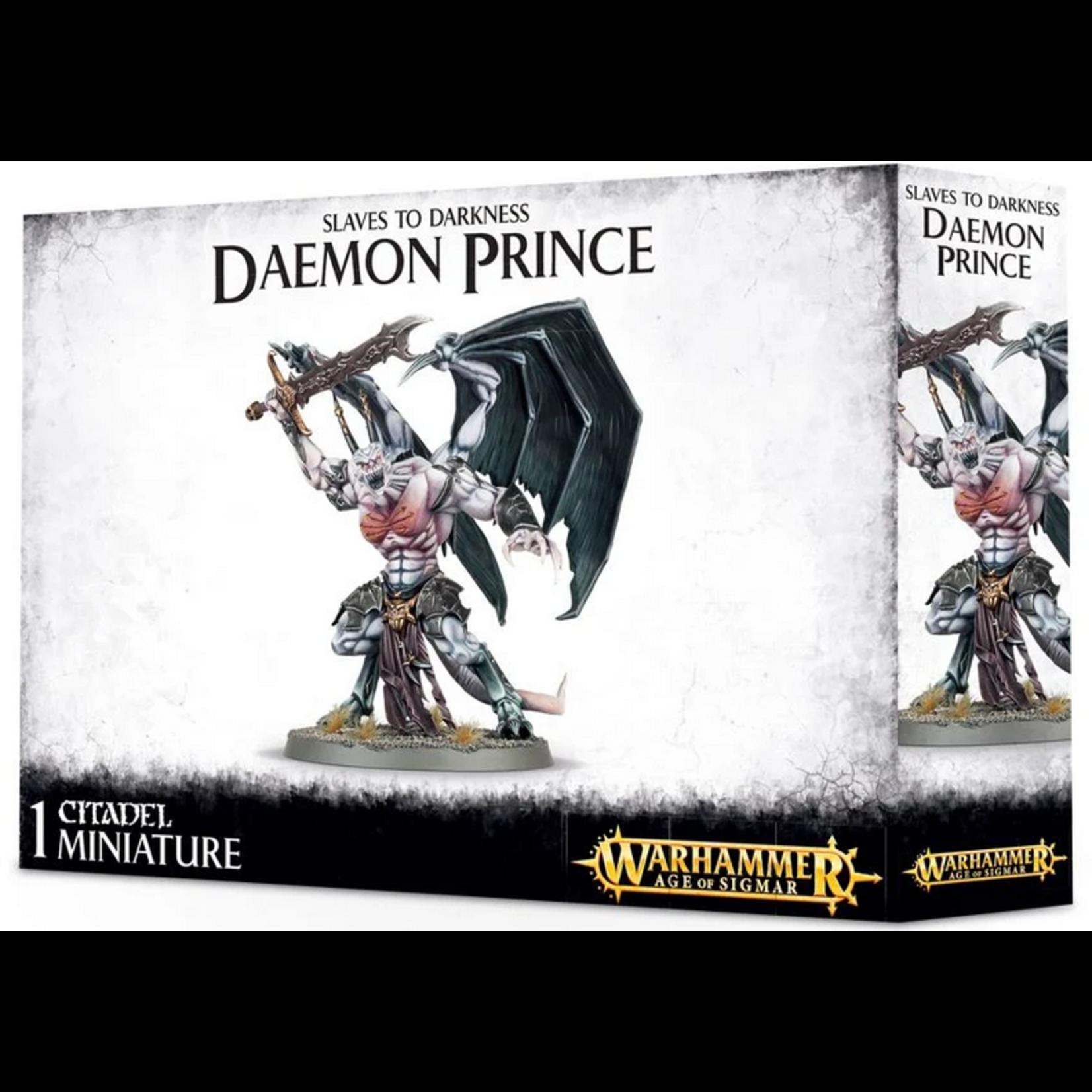 Chaos Daemons Daemon Prince (AOS)