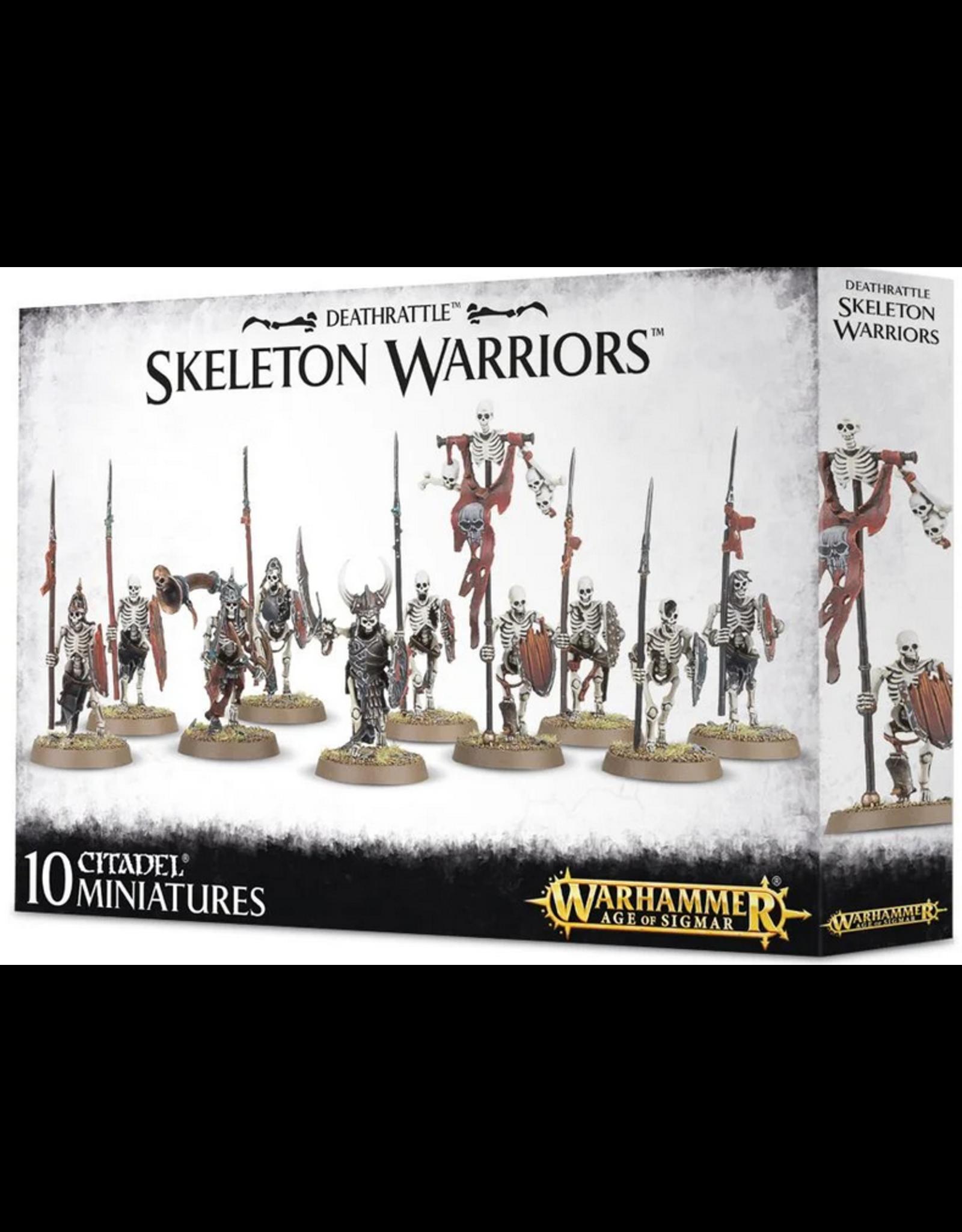 Deathrattle Skeleton Warriors (AOS)
