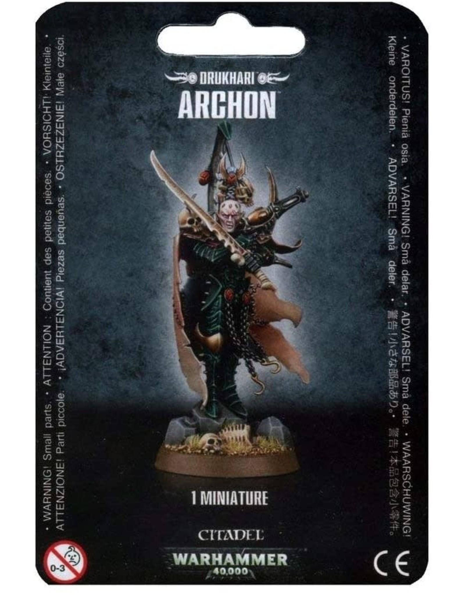 Drukhari Archon (40K)