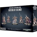 Astra Telepathica Sisters of Silence (40K)