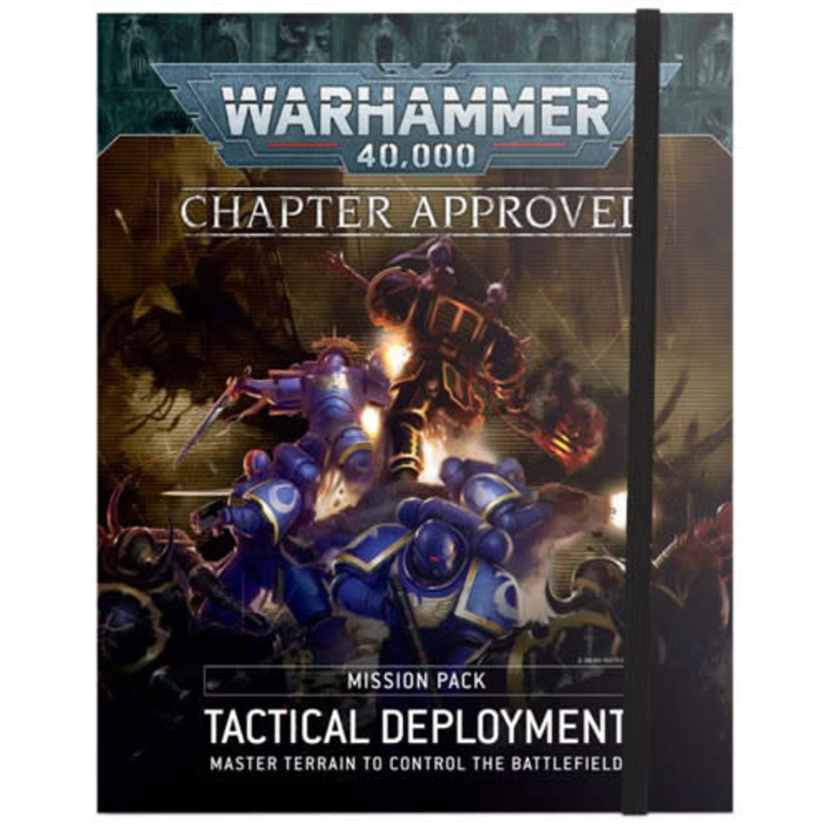 Tactical Deployment Mission Pack 9th (40K)