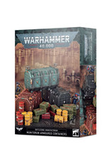 Battle Zone Manufactorum Armoured Container (40K)