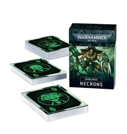 Necrons 9th Data Cards (40K)