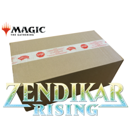 Wizards of the Coast Zendikar Rising Draft Booster Case