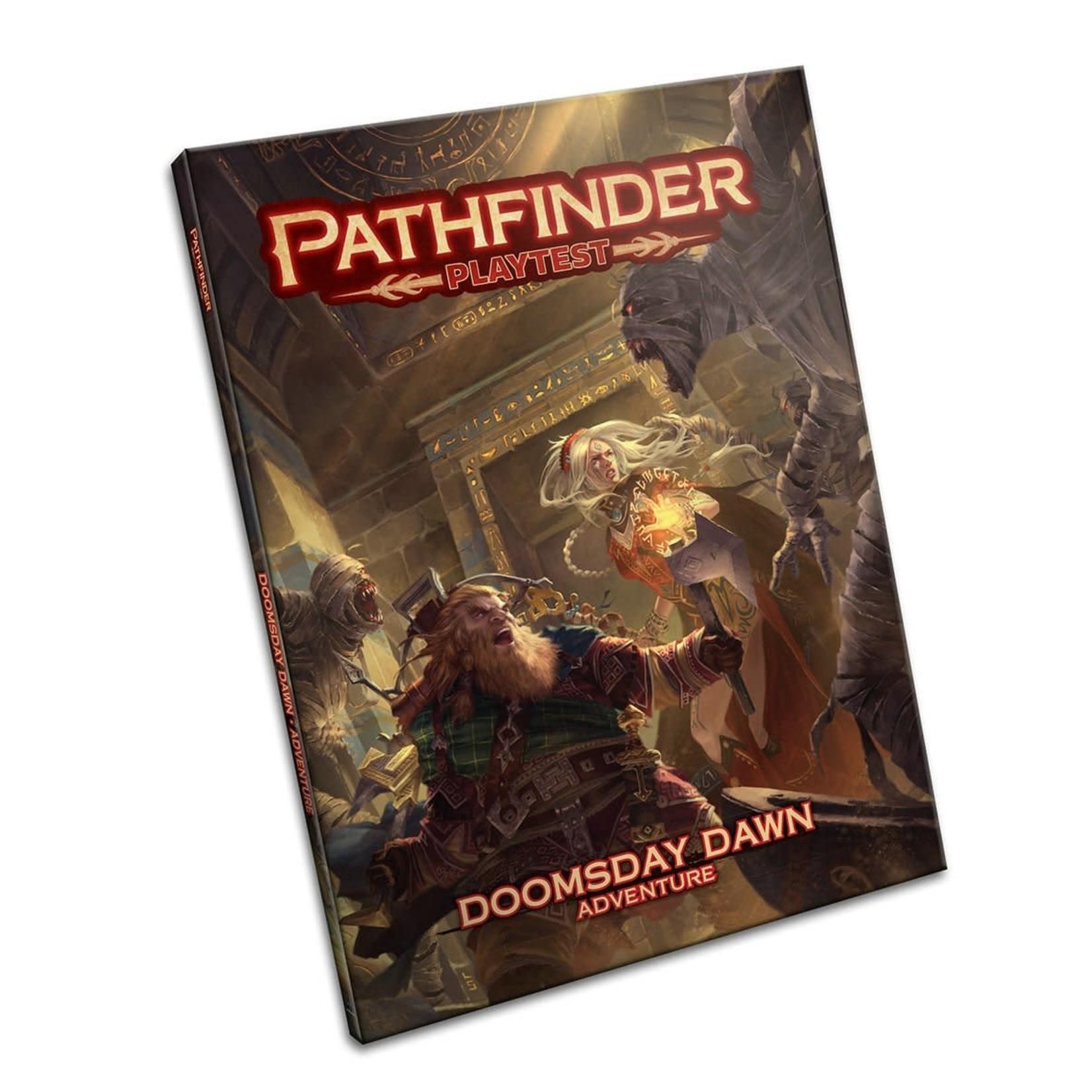 Pathfinder 2E Playtest Adventure: Doomsday Dawn