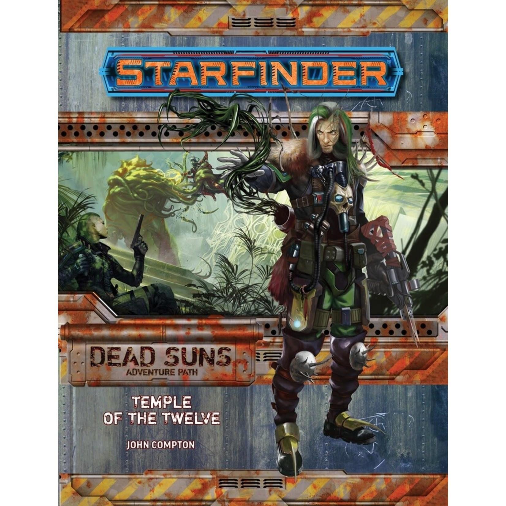 Starfinder RPG Adventure Path: Dead Suns 2 Temple of the Twelve