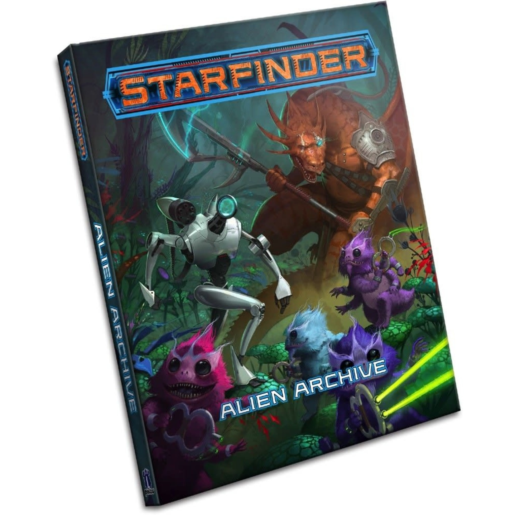 Starfinder RPG Alien Archive