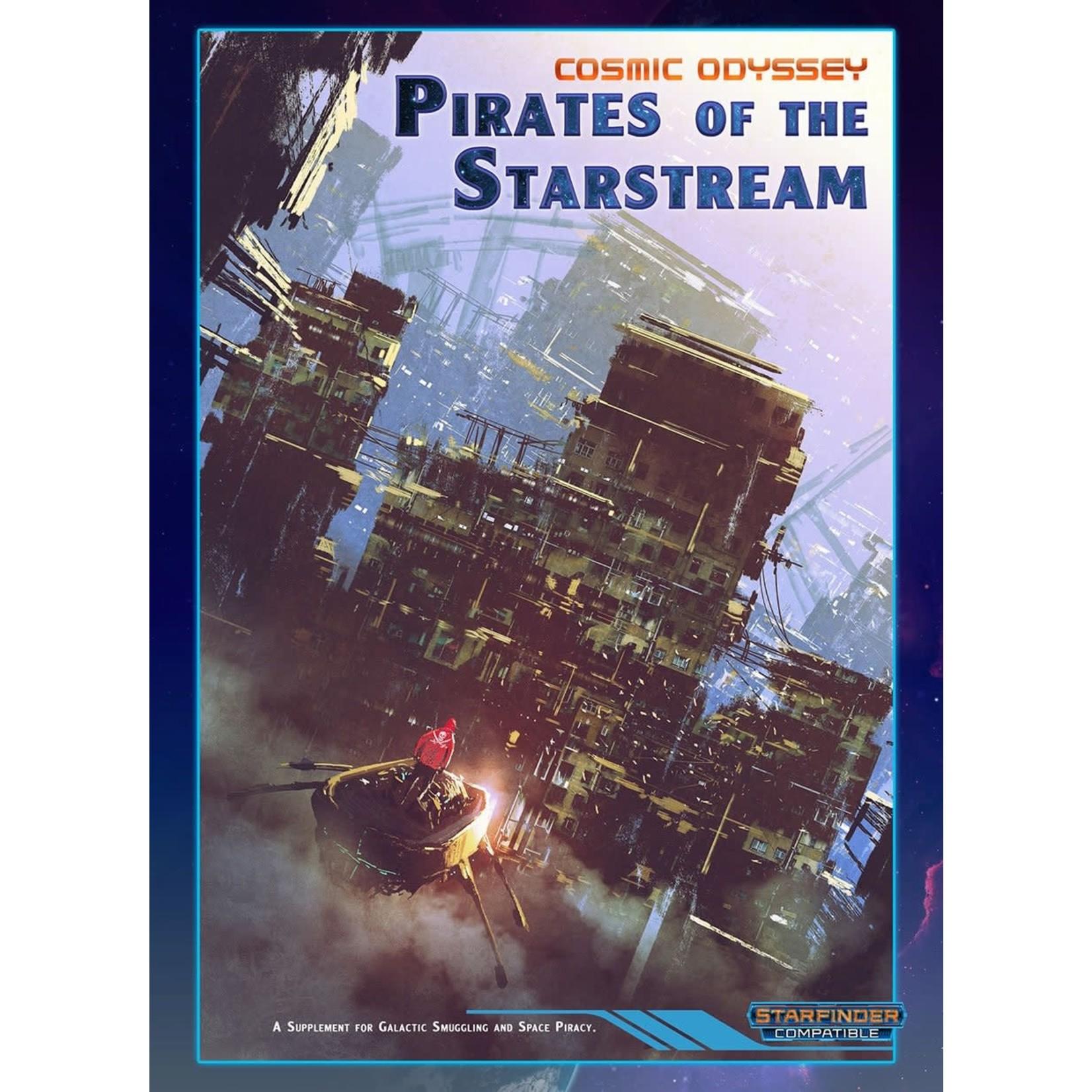 Starfinder RPG Cosmic Odyssey: Pirates of the Starstream