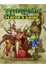 D&D 5e Tales of Old Margrave Player's Guide