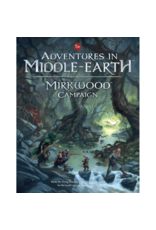 D&D Adventures in Middle-Earth Mirkwood Campaign