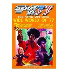 Spirit of '77 RPG: Wide World of '77