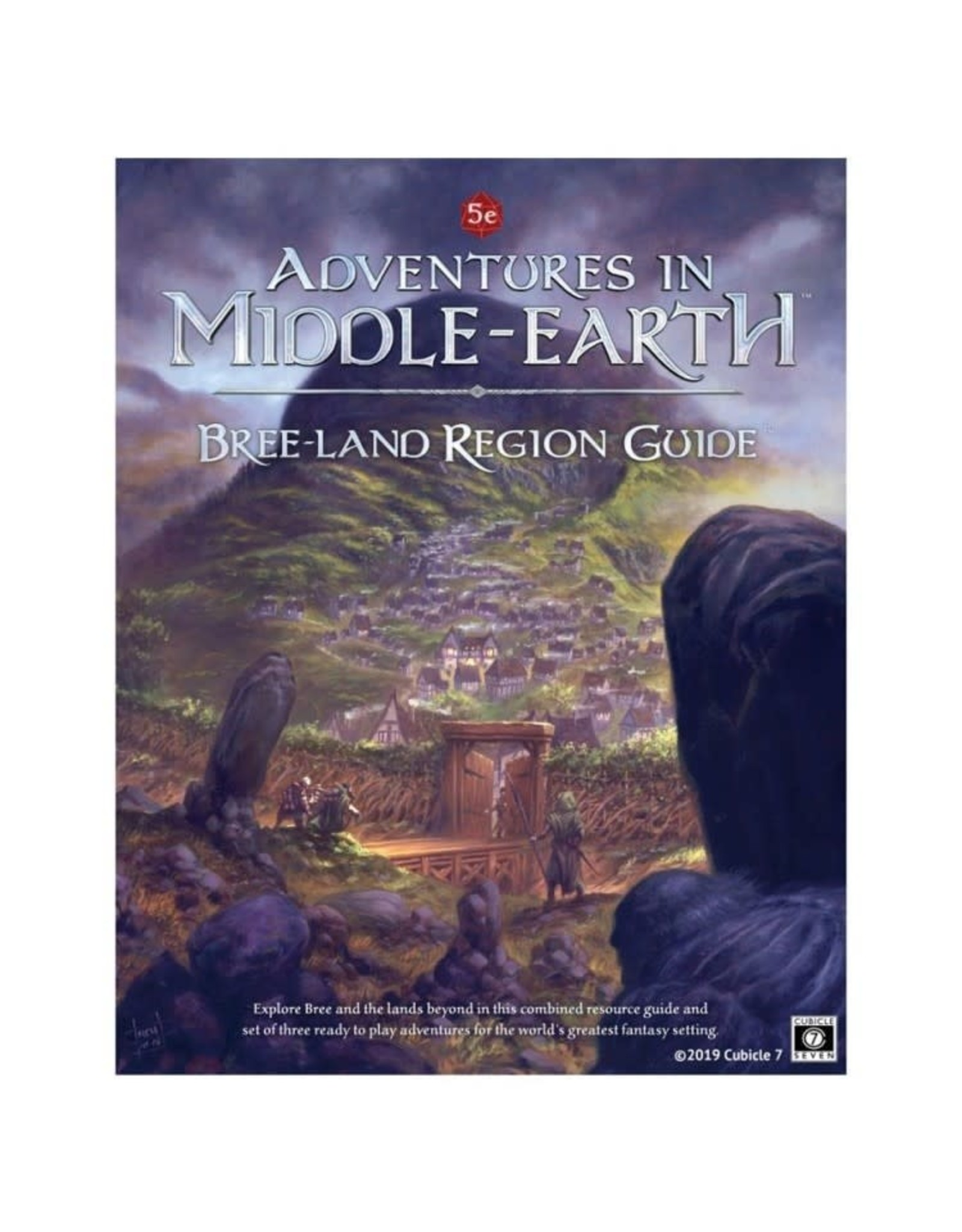 D&D 5e Adventures in Middle-Earth: Breeland Region