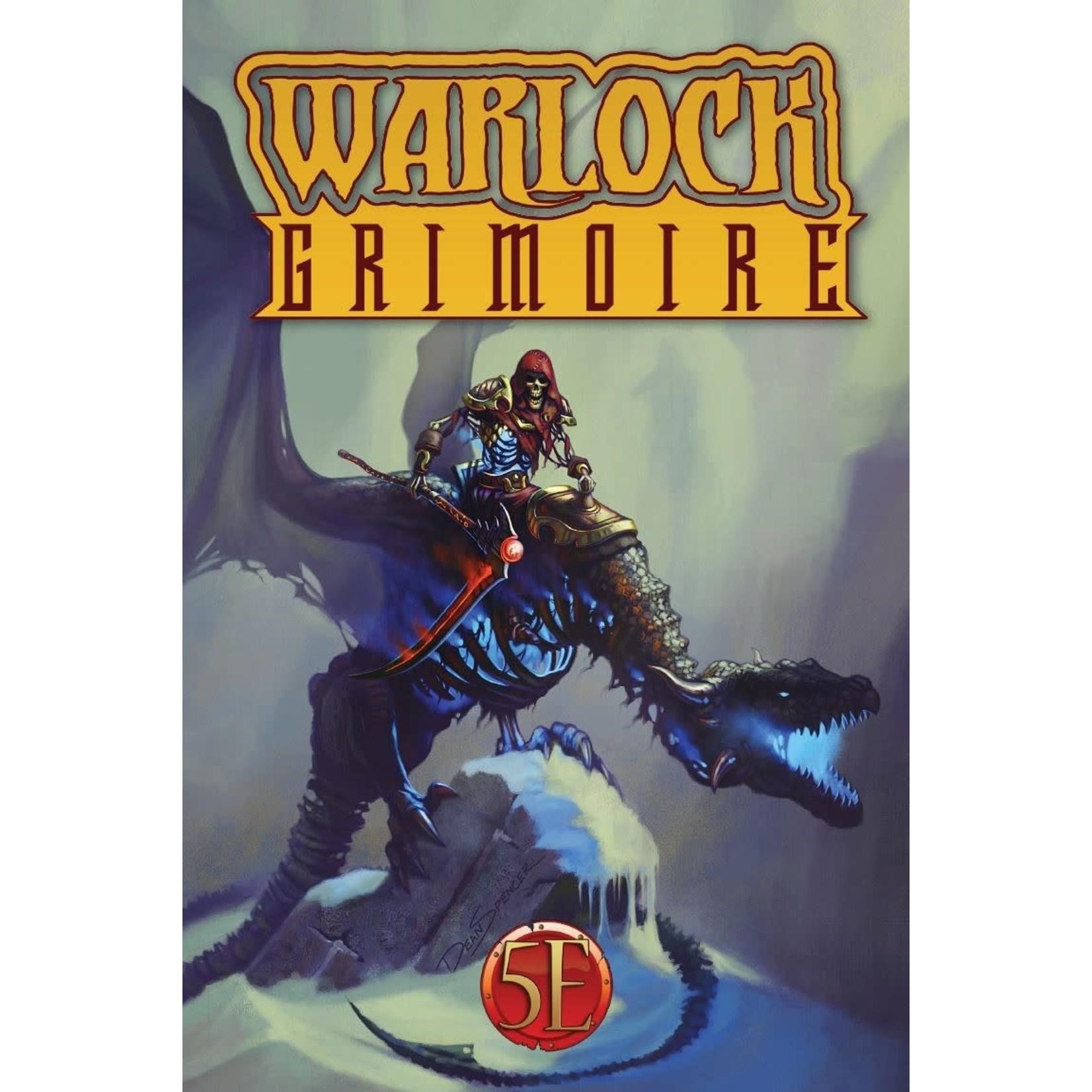 D&D 5e Warlock Grimoire