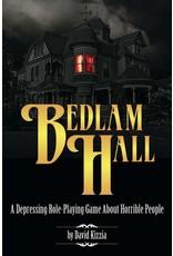 Bedlam Hall RPG Core Rulebook