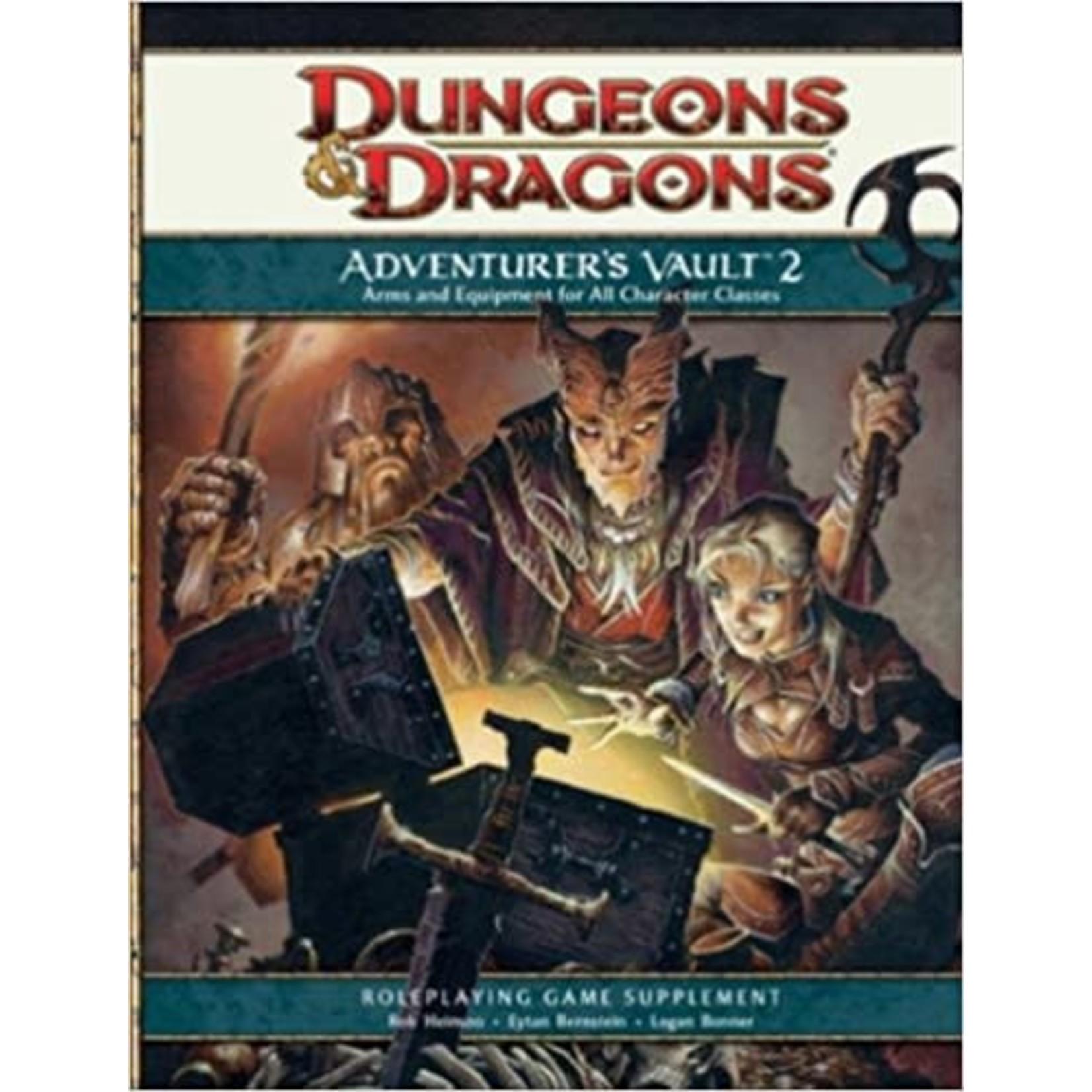 Wizards of the Coast D&D Adventurer's Vault 2