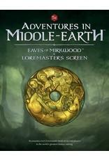 D&D Adventures in Middle-Earth Lore Master's Screen