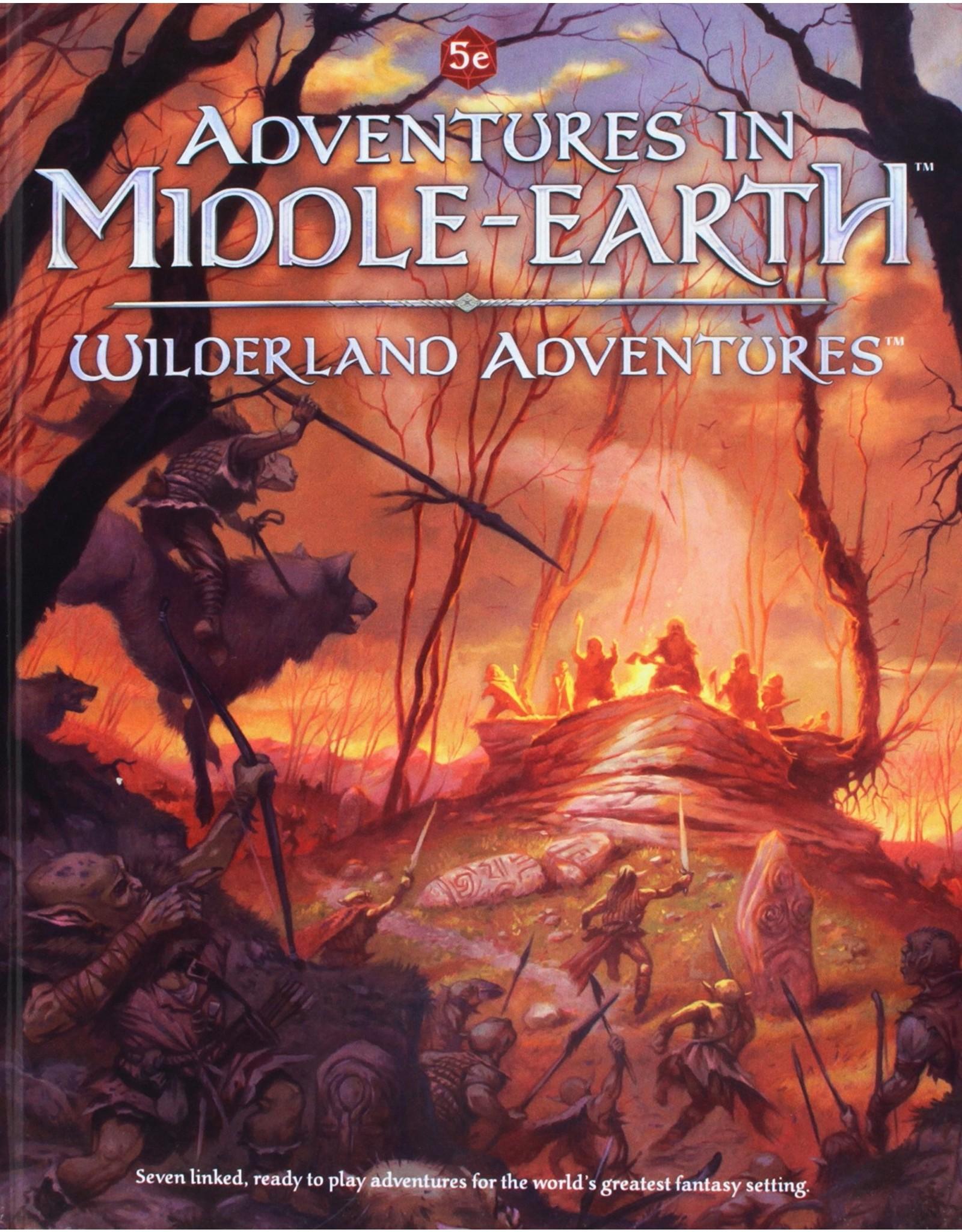 D&D Adventures in Middle-Earth Wilderland Adventures