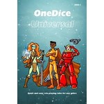 One Dice RPG: Universal Core Book