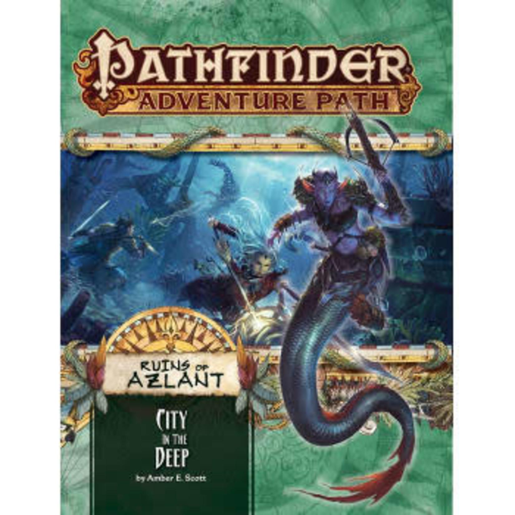 Pathfinder Adventure Path: Ruins of Azlant 4 City in the Deep