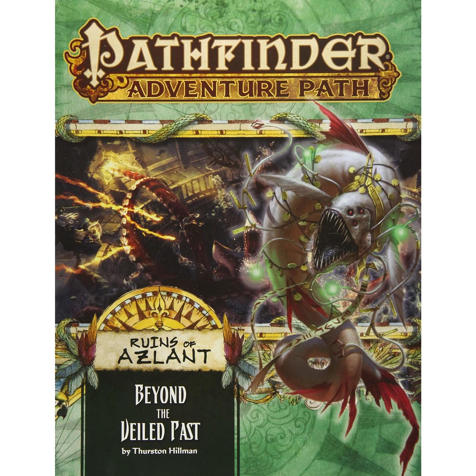 Pathfinder Adventure Path: Ruins of Azlant 5 Beyond the Veiled Past