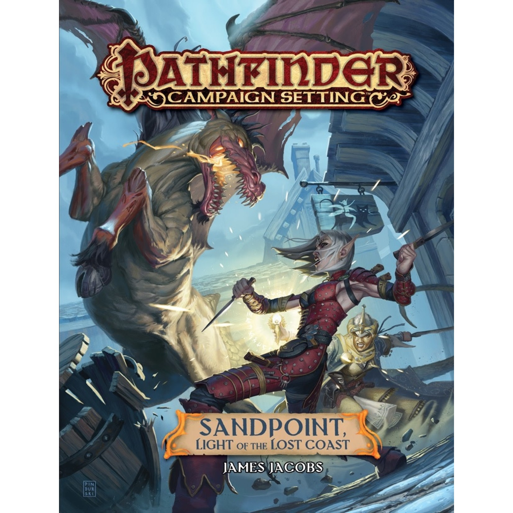 Pathfinder RPG Campaign Setting: Sandpoint