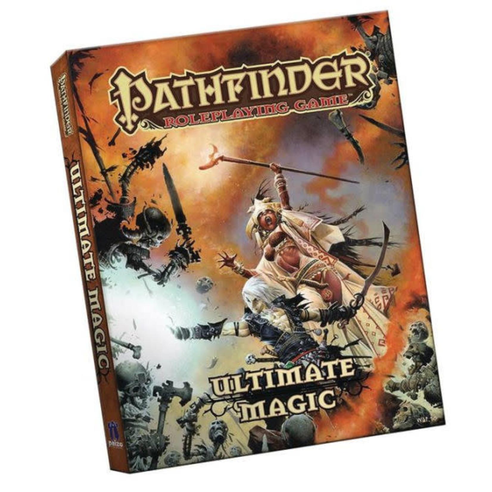 Pathfinder RPG: Ultimate Magic (pocket edition)