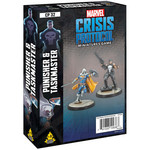 Marvel Crisis Protocol - Punisher and Taskmaster Character Pack