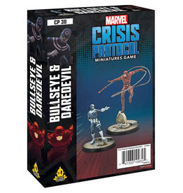 Marvel Crisis Protocol - Bullseye & Daredevil Character Pack