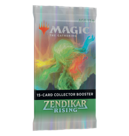 Wizards of the Coast Zendikar Rising Collectors Booster Pack