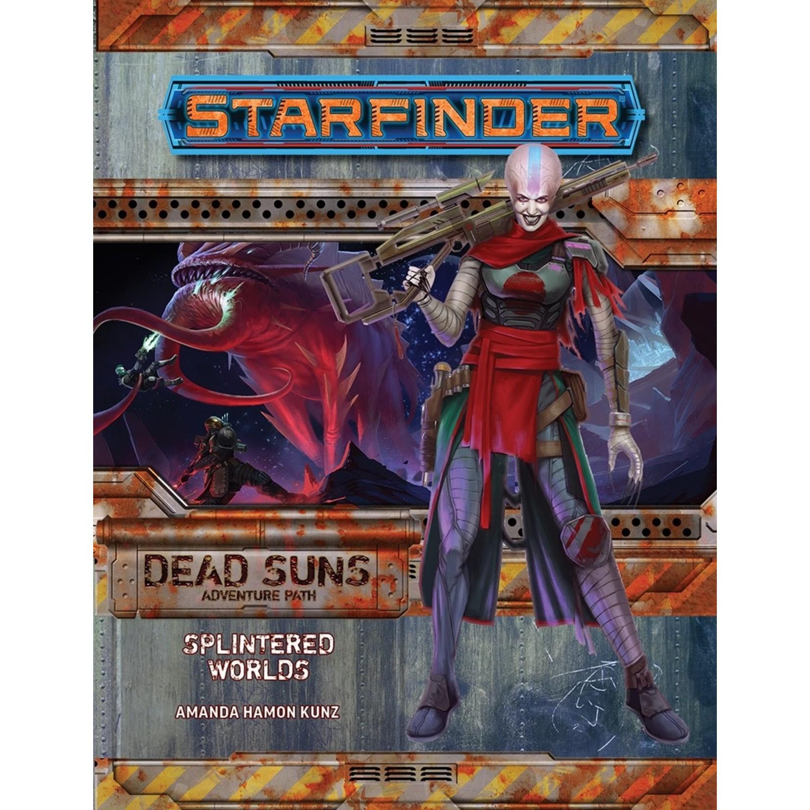 Starfinder RPG Adventure Path: Dead Suns 3 Splintered Worlds