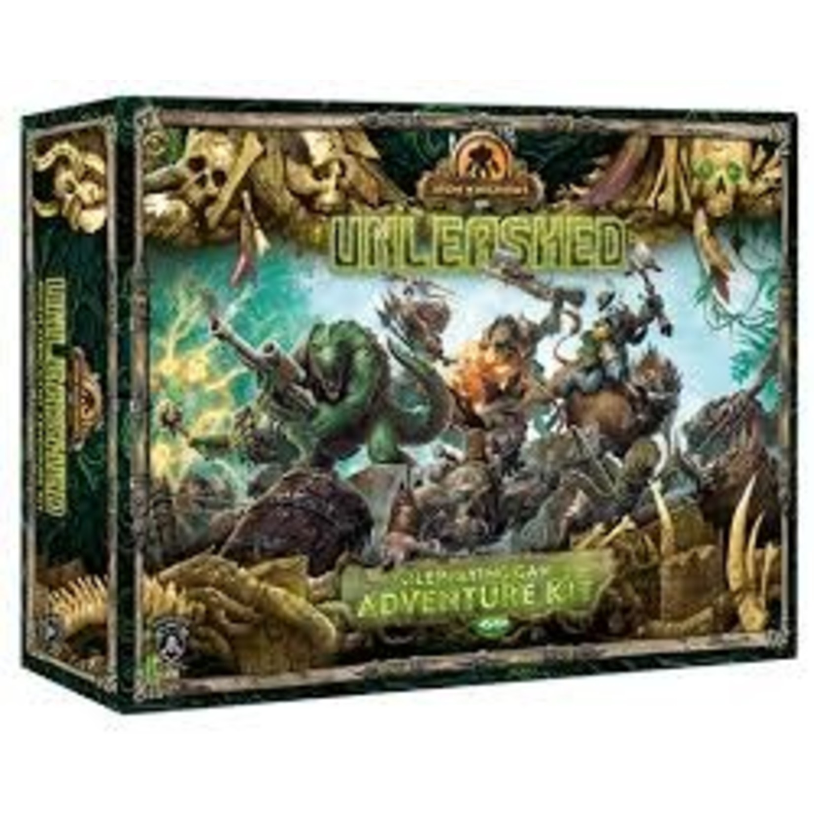 Iron Kingdoms Unleashed RPG Adventure Kit