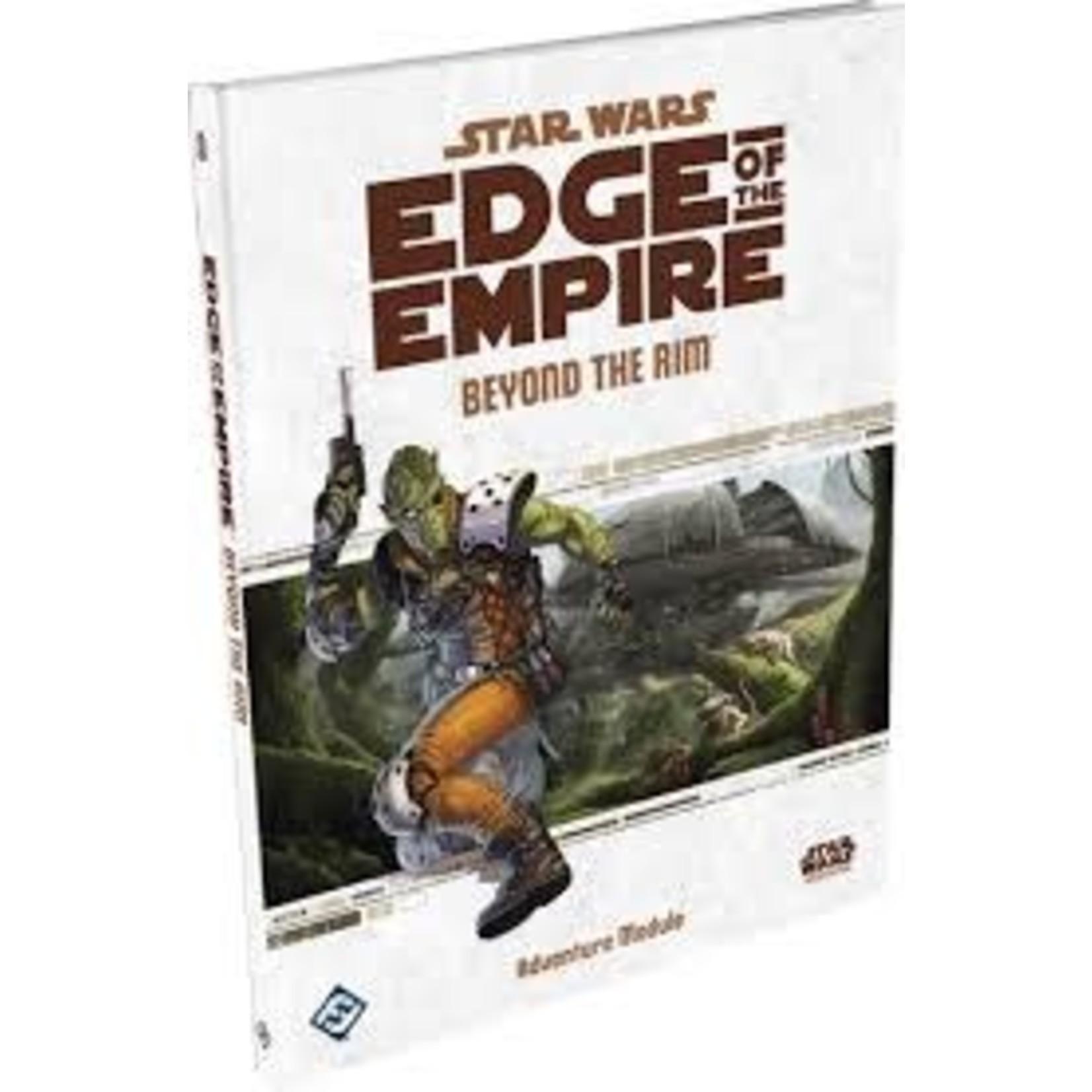 Star Wars Edge of the Empire Beyond the Rim Adventure Module
