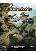 Conan: Jeweled Thrones of the Earth Adventure Module