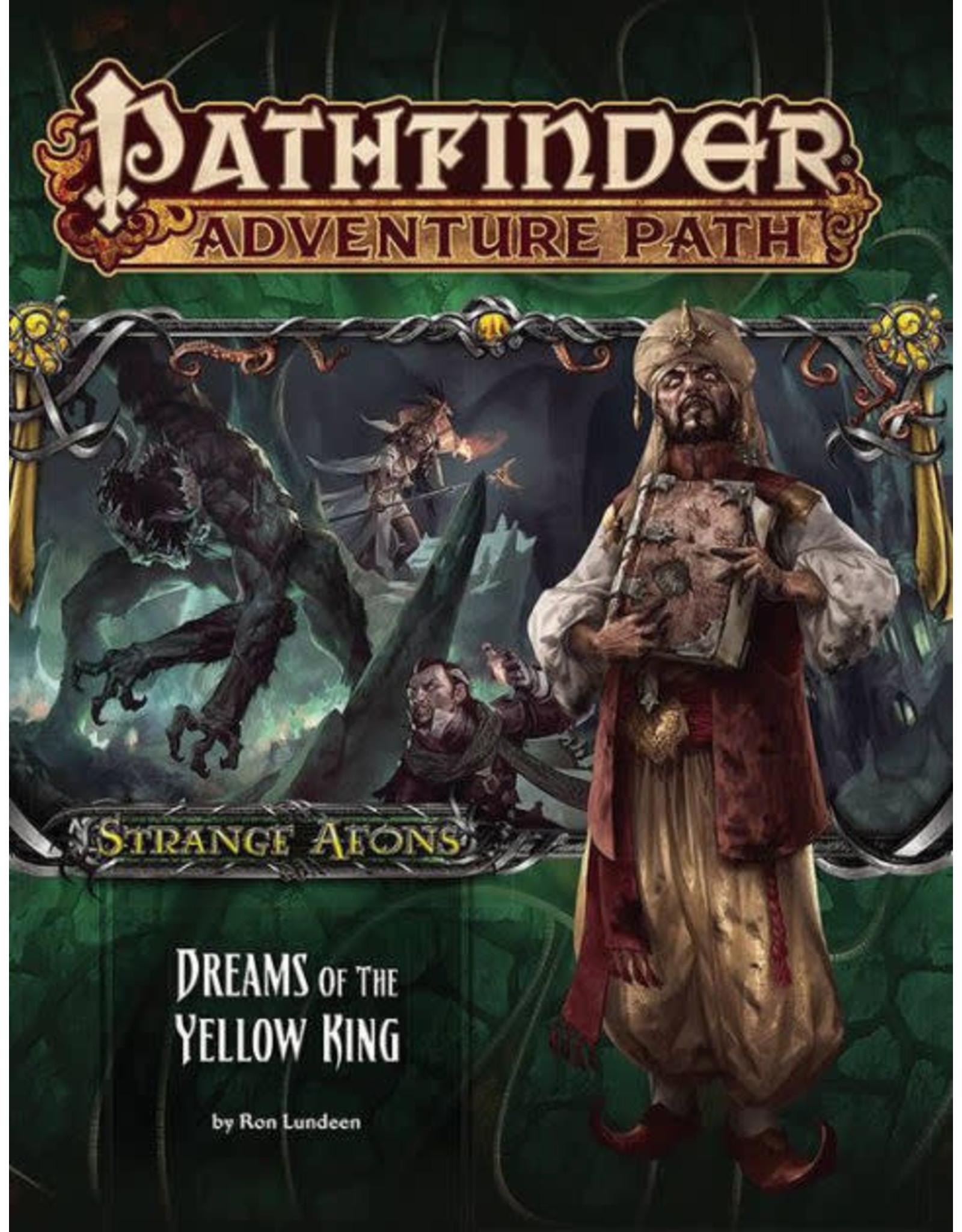 Pathfinder Adventure Path #111: Strange Aeons - Dreams of the Yellow King
