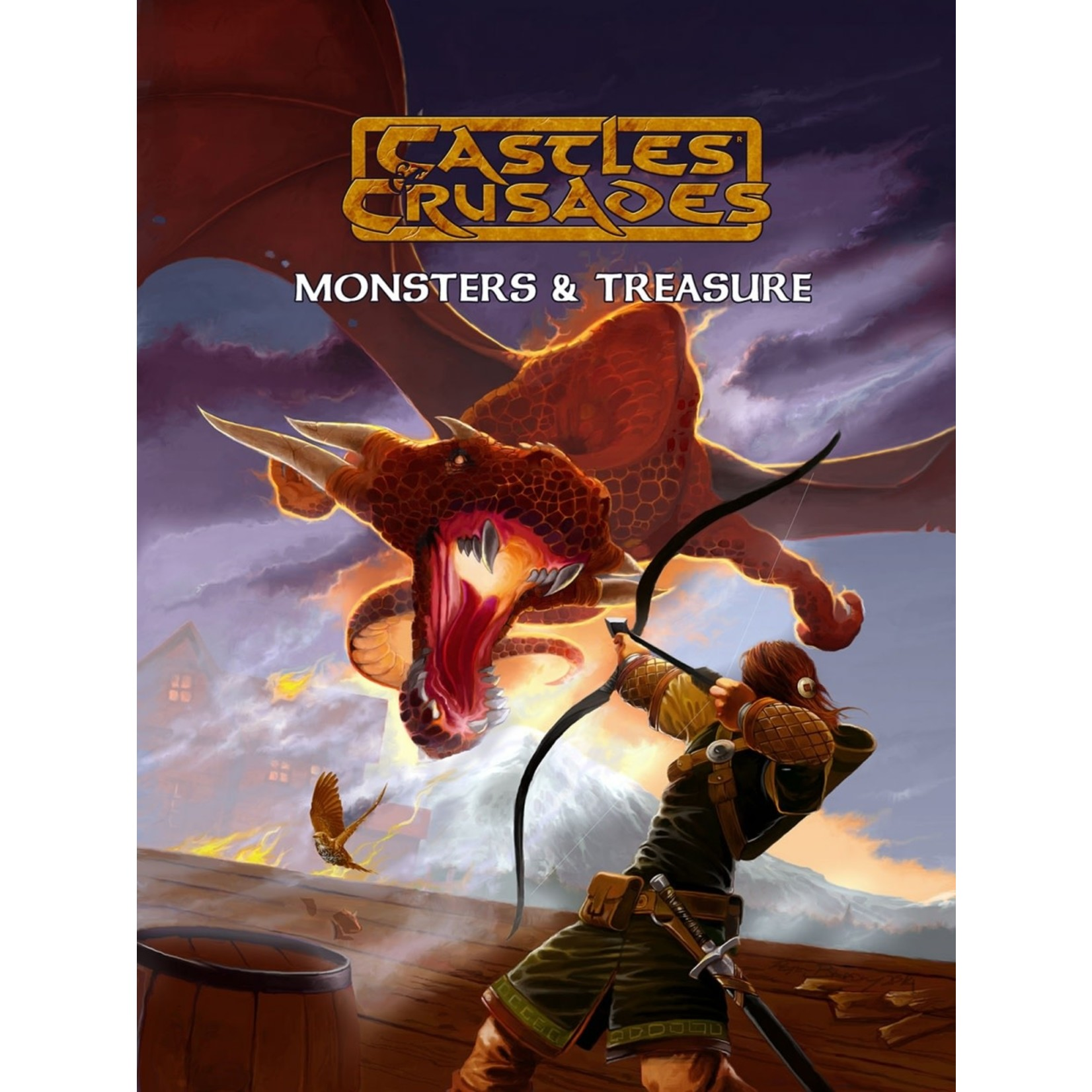 C&C RPG Monsters & Treasures