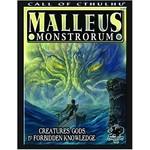 Call of Cthulhu RPG 6e Malleus Monstrorum