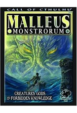 Call of Cthulhu RPG 6e Malleus Monstrorum