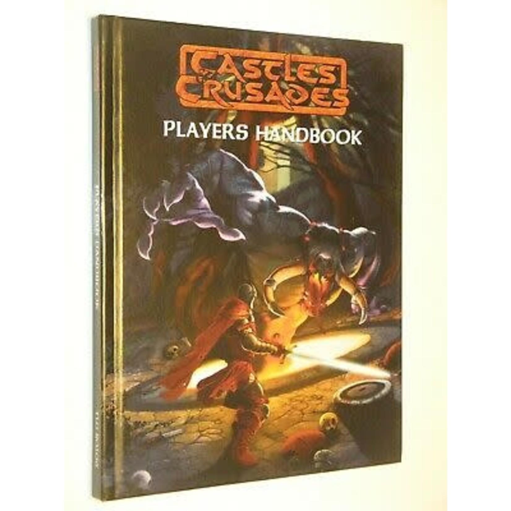 Castles & Crusades RPG Player's Handbook