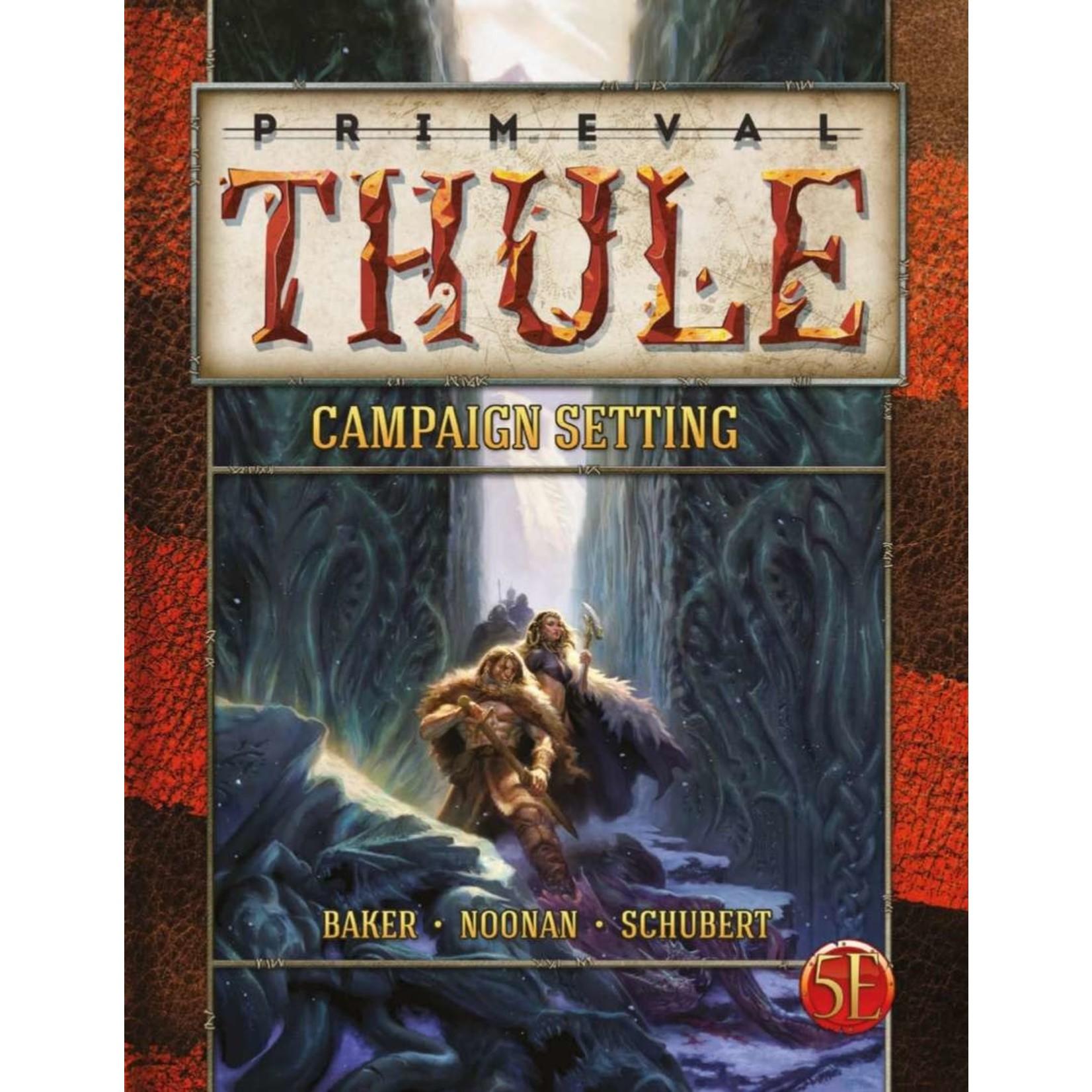 D&D 5e Primeval Thule Campaign Setting