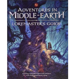 D&D Adventures in Middle-Earth Lore Master's Guide