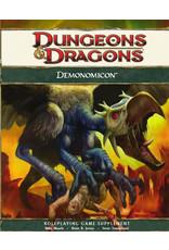 Wizards of the Coast D&D Demonomicon