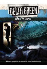 Delta Green RPG Need To Know