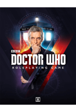 Doctor Who RPG Core Rulebook