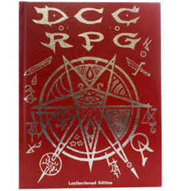 Dungeon Crawl Classics Core Rulebook Leatherbound