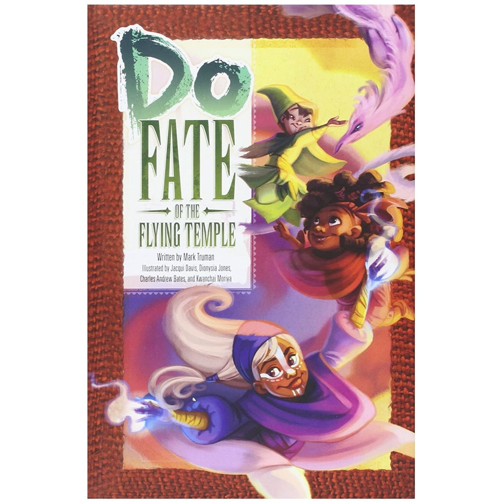 FATE RPG: Do - Fate of the Flying Temple