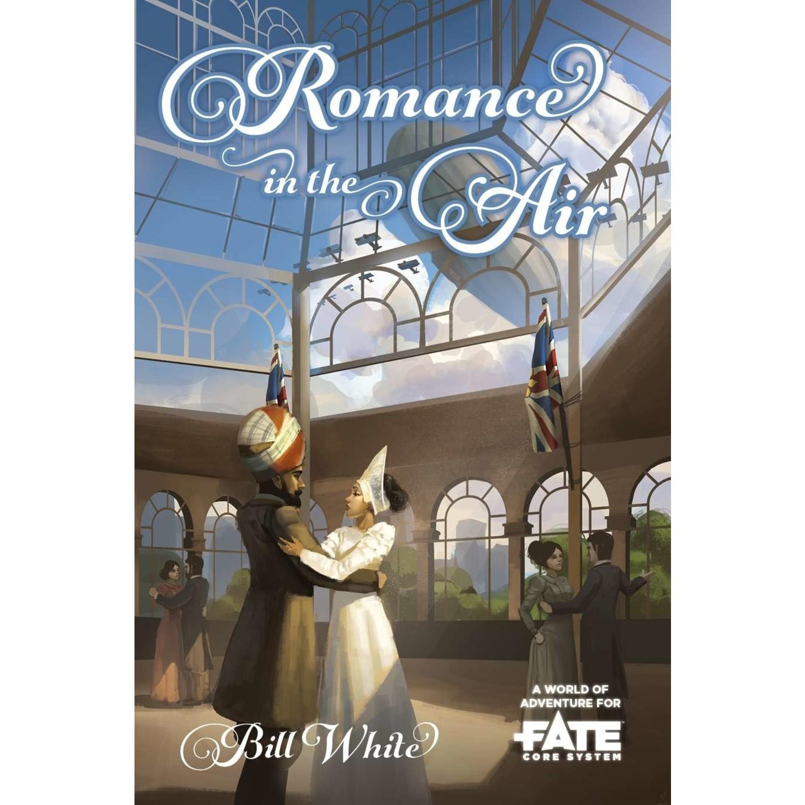 FATE RPG: Romance in the Air