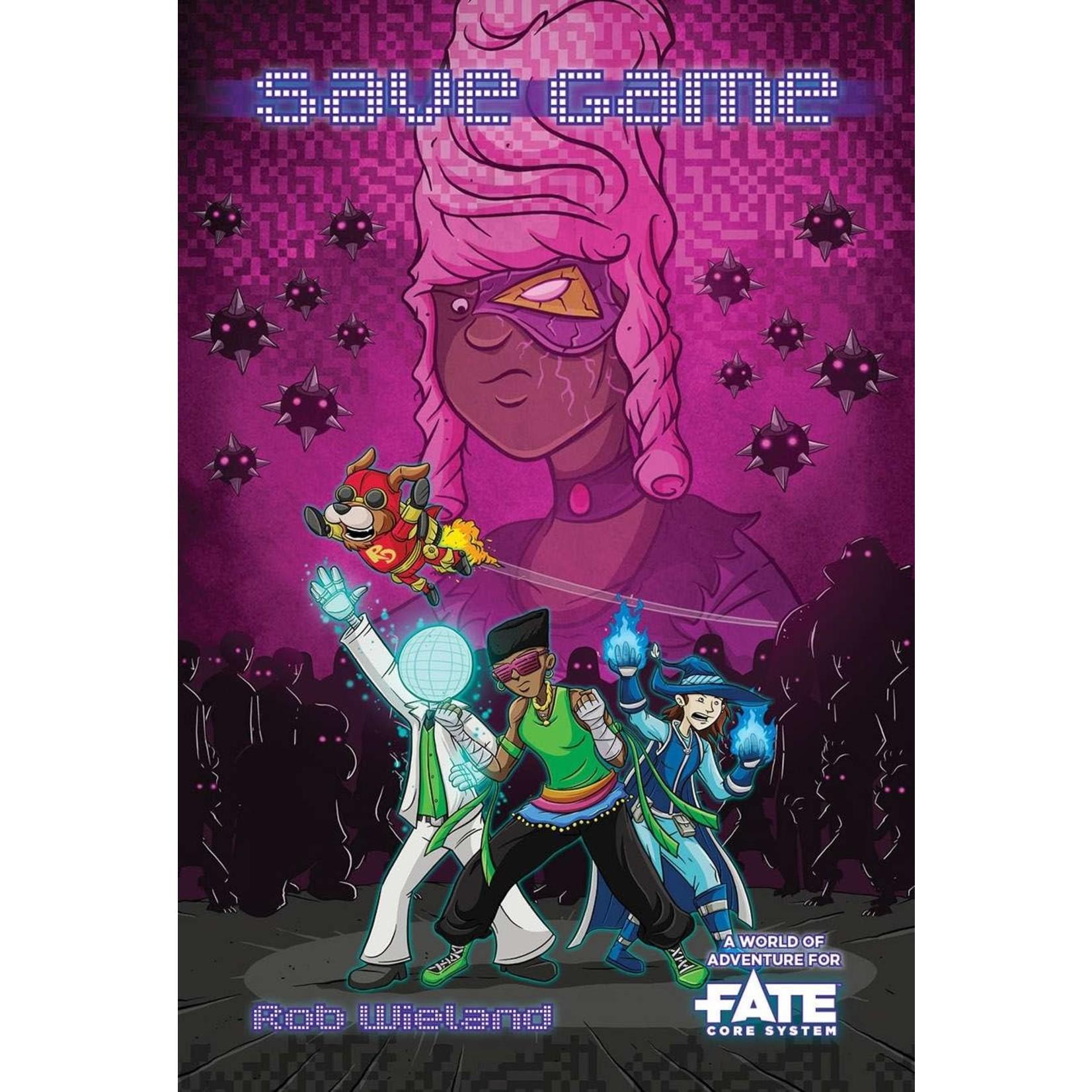 FATE RPG: Save Game