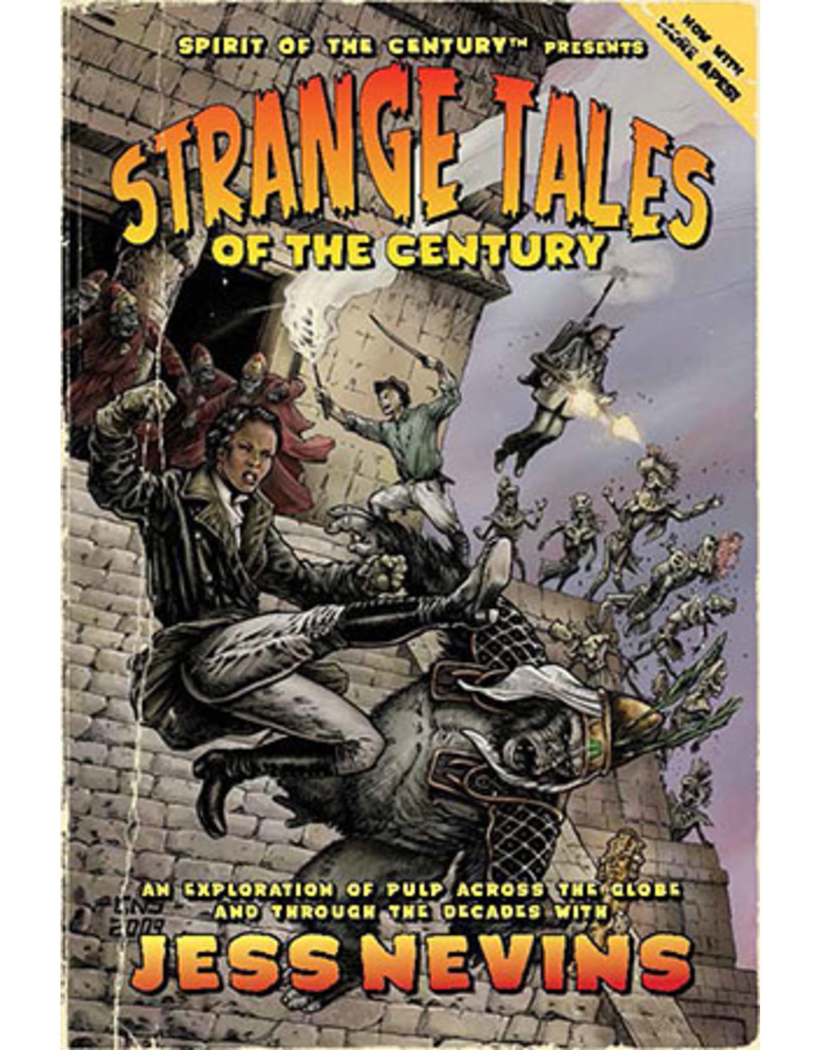 FATE RPG: Spirit of the Century - Strange Tales of the Century