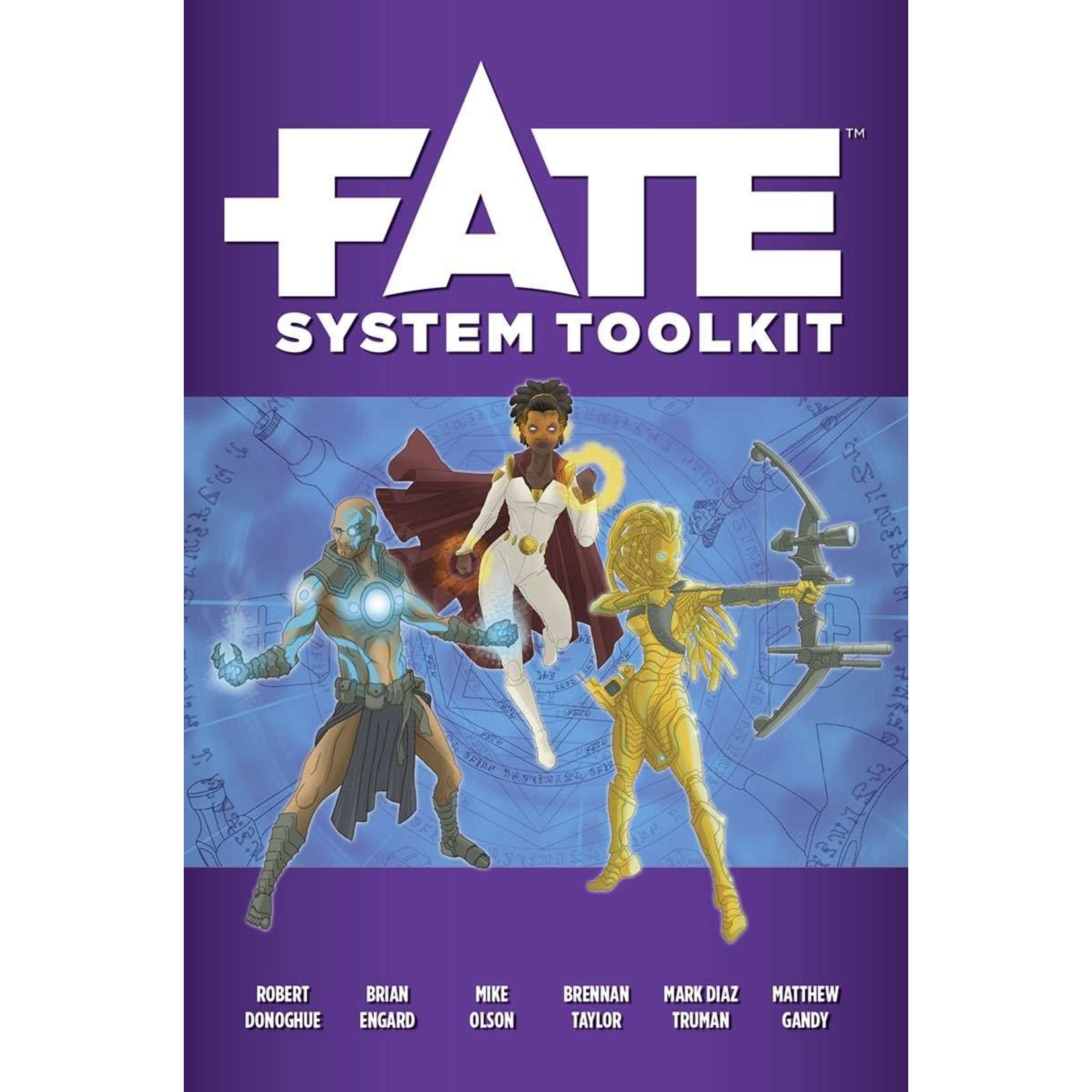 FATE RPG: System Toolkit
