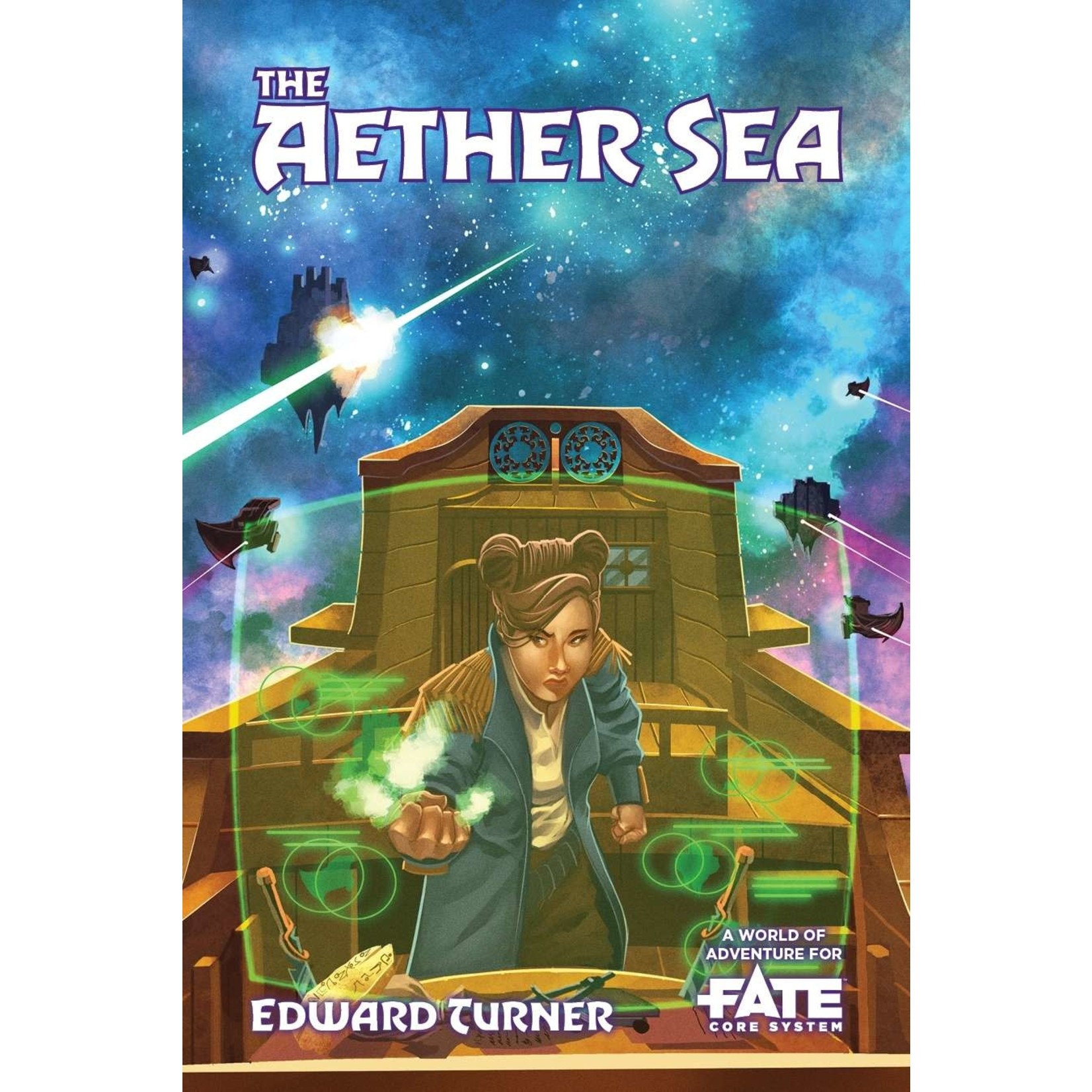 FATE RPG: The Aether Sea